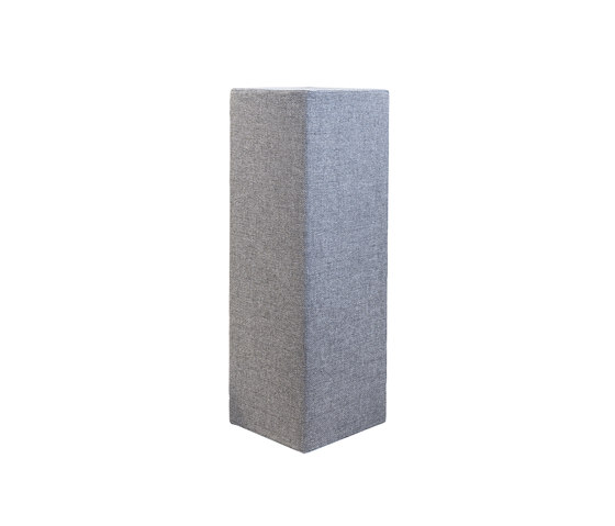 Acoustic column 1200 by AOS | Sound absorbing freestanding systems