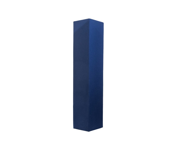 Acoustic column 2000 by AOS | Sound absorbing freestanding systems