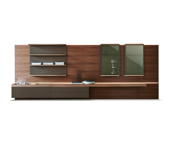 Grid by Molteni & C | Wall storage systems