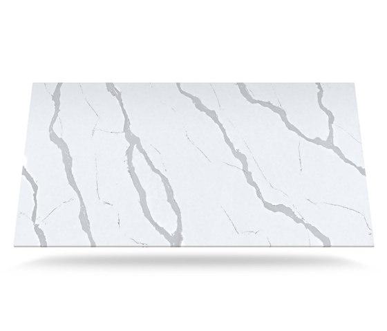 Silestone Eternal Bianco Calcatta di Cosentino | Lastre pietra naturale
