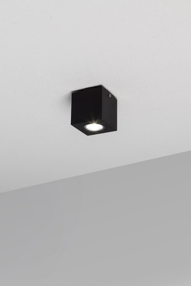 Cube ceiling black by Dexter | Outdoor ceiling lights