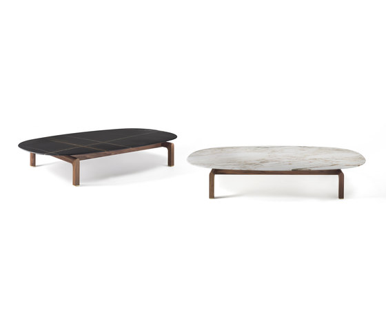 Quay Ovale by Porada | Coffee tables