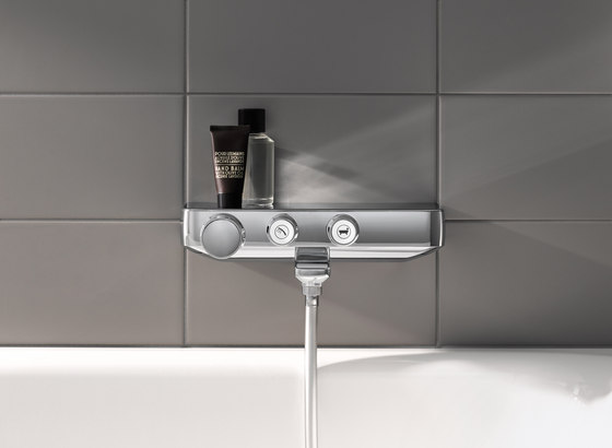Grohtherm SmartControl Thermostatic bath/shower mixer 1/2″ by GROHE | Shower controls