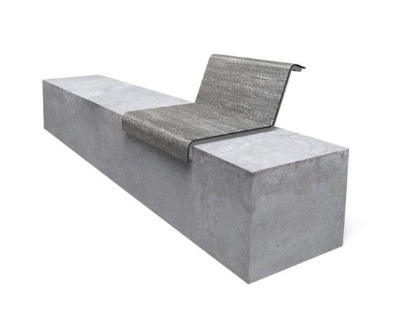 Il Posto L von miramondo | Sitzbänke
