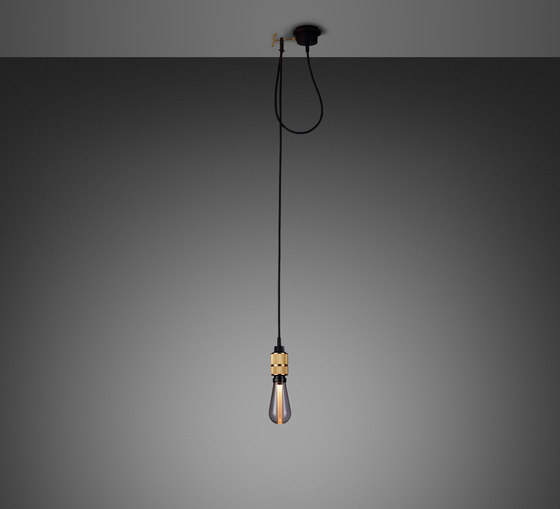 Hooked 1.0 Nude   Brass by Buster + Punch   Suspended lights