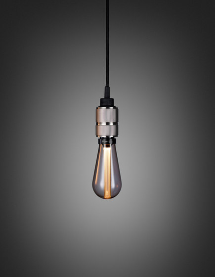 Hooked 1.0 Nude | Steel by Buster + Punch | Suspended lights
