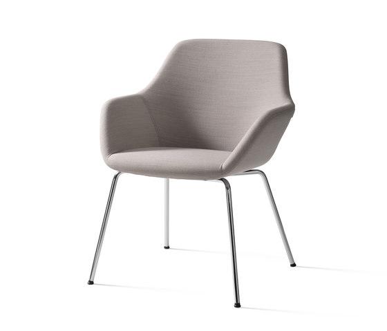 pulse lounge chair di Wiesner-Hager | Sedie