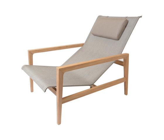 Barcelona Lounge Armchair de Fischer Möbel | Fauteuils