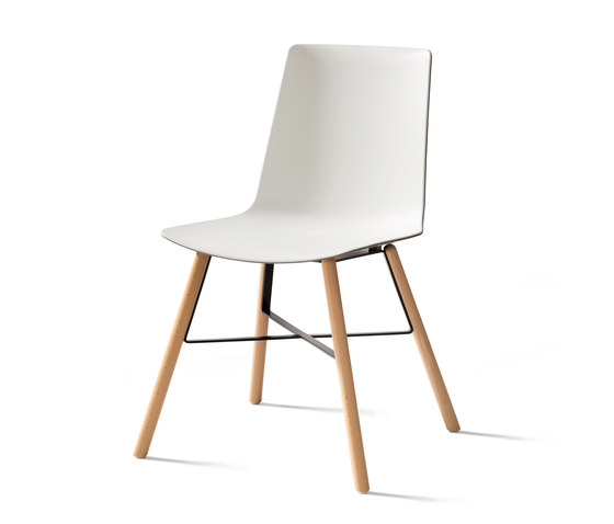 nooi wood by Wiesner-Hager | Chairs