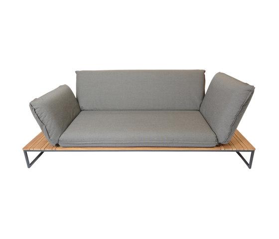 Flora Lounge de Fischer Möbel | Canapés