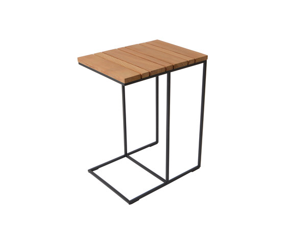 Flora Lounge Add-on Table by Fischer Möbel   Side tables