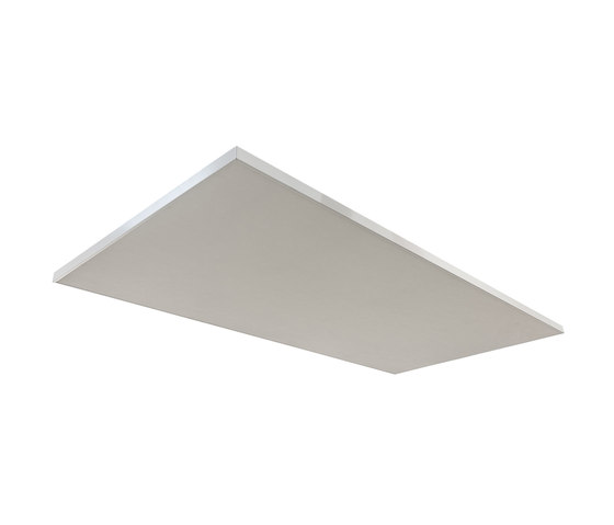 Ceiling absorber 40 for direct mounting by AOS | Sound absorbing ceiling systems