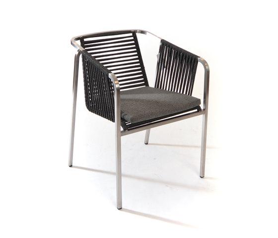 Suite armchair de Fischer Möbel | Sillas