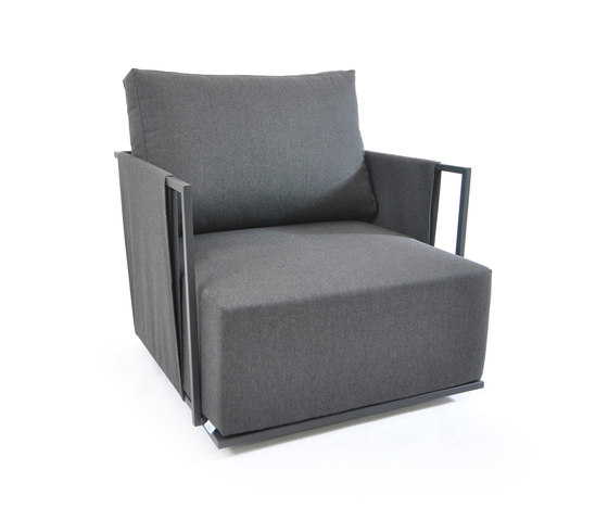 Suite lounge chair by Fischer Möbel | Armchairs