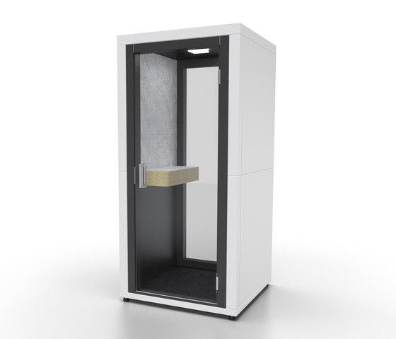 phone booths | hola by STUDIOBRICKS | Telephone booths