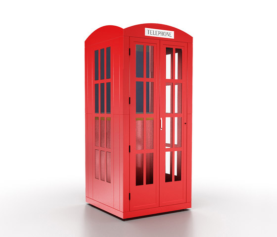 phone booths | hello by STUDIOBRICKS | Telephone booths