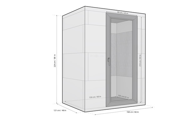 working booths | focus + by STUDIOBRICKS | Office Pods