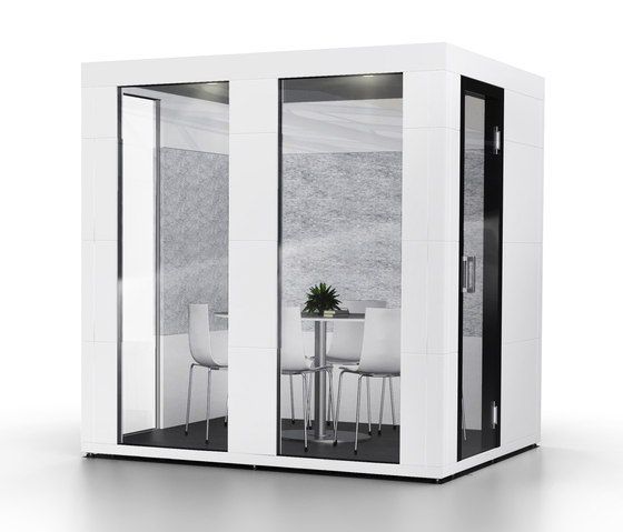 meeting booths | focus spaces by STUDIOBRICKS | Office Pods
