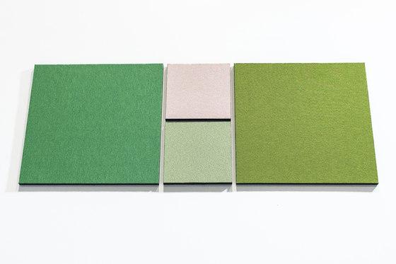 Acoustic tiles PUR12 de AOS | Systèmes muraux absorption acoustique