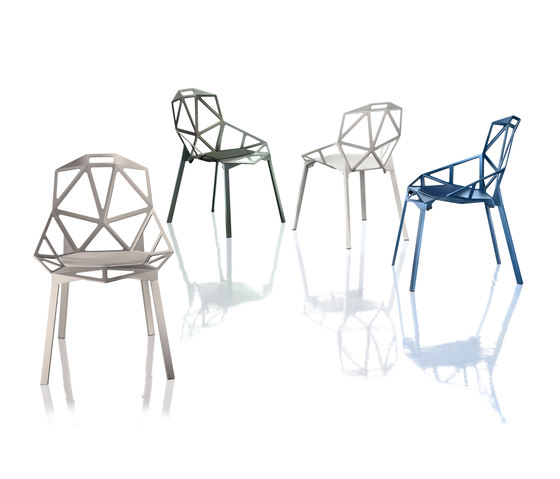 Chair_One de Magis | Sillas