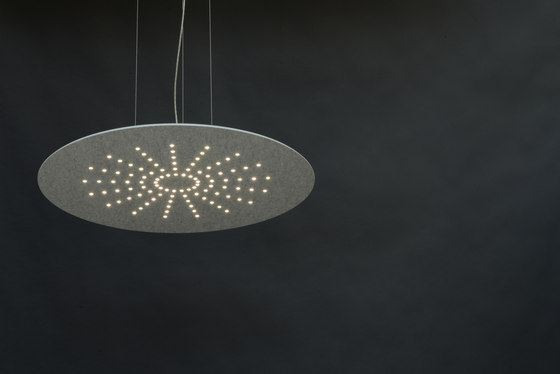 Calm Circle by CABS DESIGN | Suspended lights