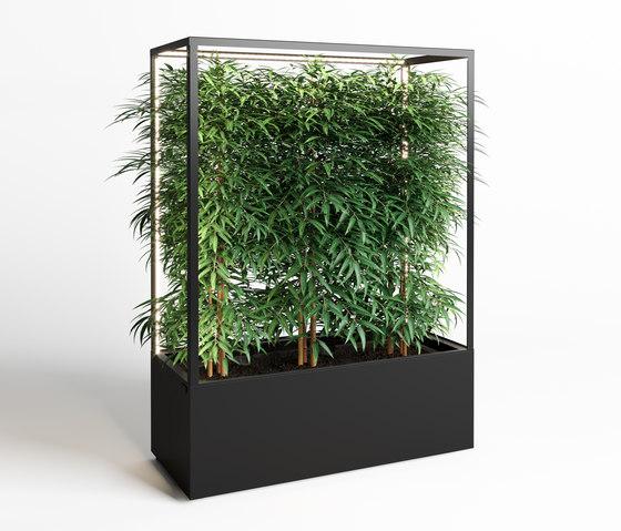 Cube Wall 1600 de lasfera | Brise-vue
