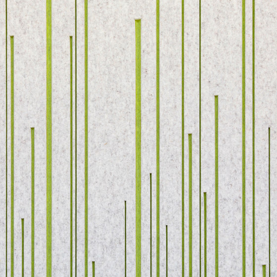 Outline | Stripe de CABS DESIGN | Sistemas fonoabsorbentes de pared