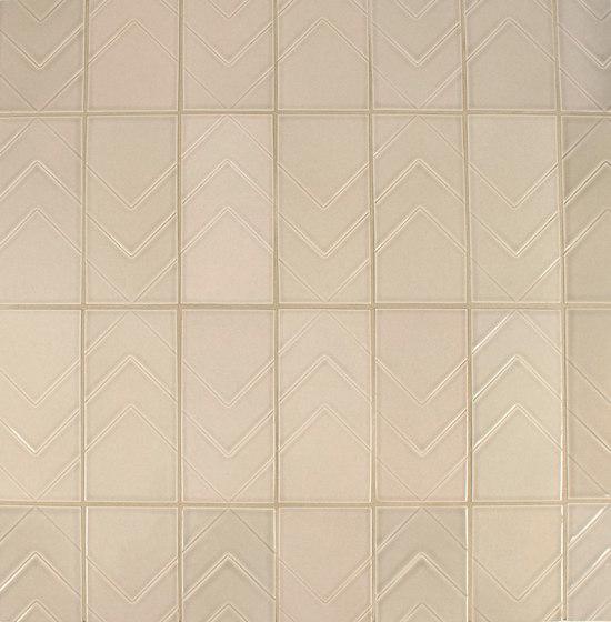 InLine C de Pratt & Larson Ceramics | Carrelage céramique