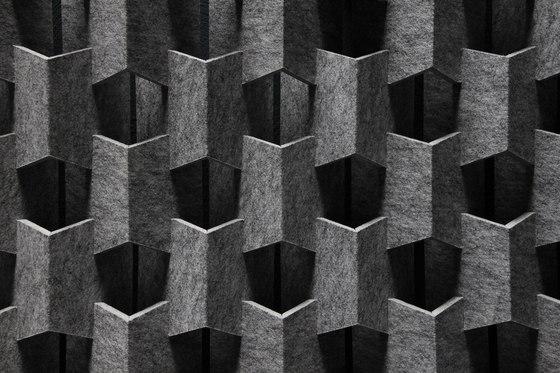 Scale de CABS DESIGN | Systèmes muraux absorption acoustique