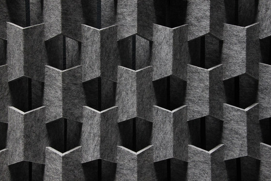 Scale de CABS DESIGN | Sistemas fonoabsorbentes de pared
