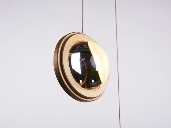 Infinity Modern Pendant de Karice   Suspensions
