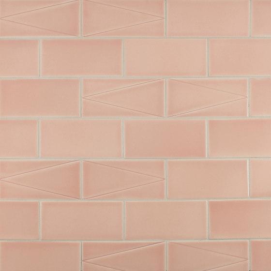 InLine D and Field Tile di Pratt & Larson Ceramics   Piastrelle ceramica
