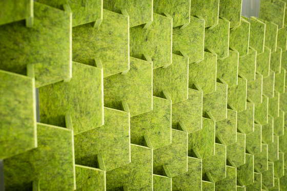 Scale by CABS DESIGN | Sound absorbing wall systems