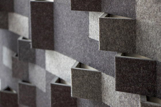 Tac-Tile by CABS DESIGN | Sound absorbing wall systems