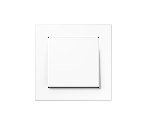 A Creation switch white by JUNG | Two-way switches