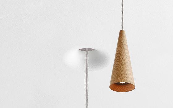 Intro 28 de GEORG BECHTER LICHT | Lámparas empotrables de techo