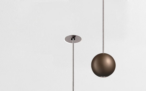 Flush 28 by GEORG BECHTER LICHT | Recessed ceiling lights