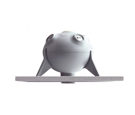 Drywall Capsule 28 di GEORG BECHTER LICHT | Lampade soffitto incasso