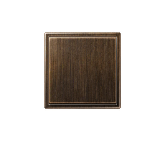 LS 990 | switch antique brass by JUNG | Two-way switches
