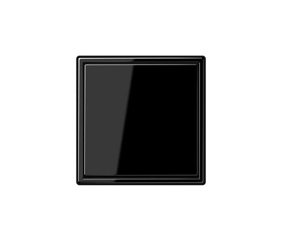 LS 990 | switch black di JUNG | Interruttore bilanciere