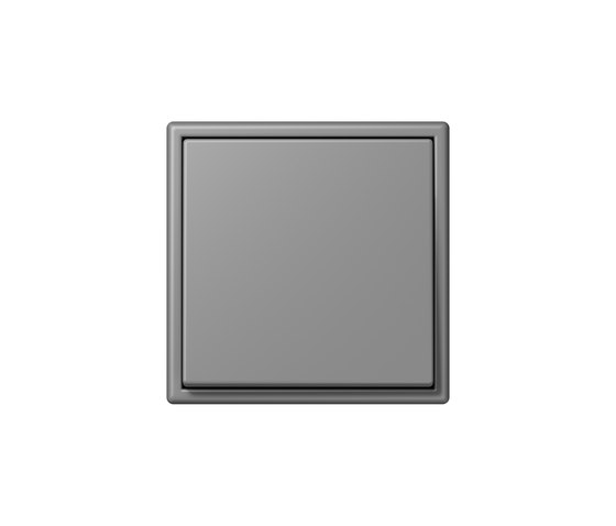 LS 990 in Les Couleurs® Le Corbusier | Schalter 32011 gris 31 by JUNG | Two-way switches