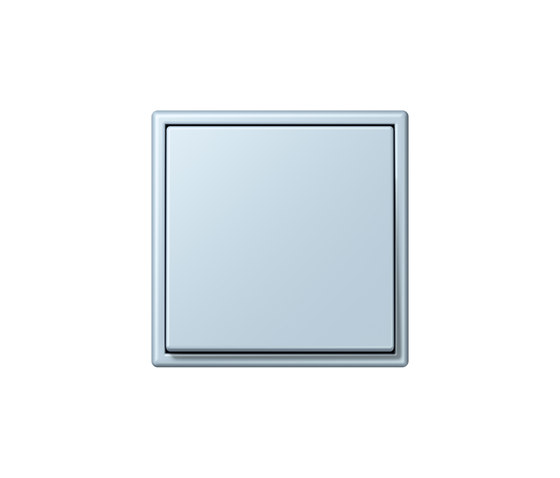 LS 990 in Les Couleurs® Le Corbusier   Schalter 32022 outremer clair by JUNG   Two-way switches