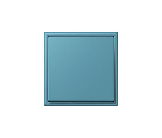 LS 990 in Les Couleurs® Le Corbusier | Schalter 32031 céruléen vif by JUNG | Two-way switches
