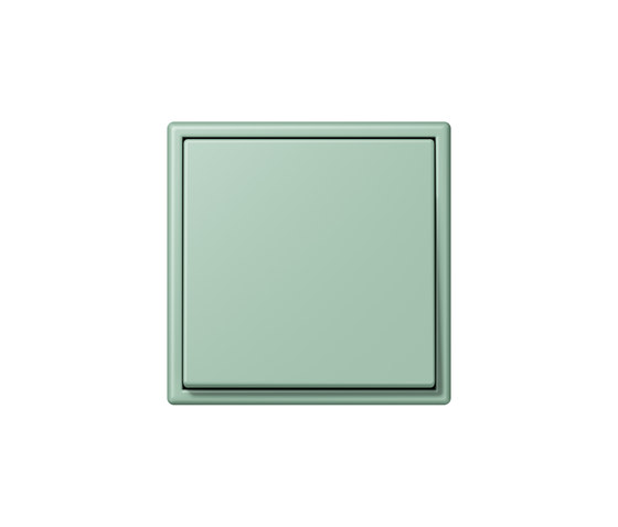 LS 990 in Les Couleurs® Le Corbusier | Schalter 32041 vert anglais clair by JUNG | Two-way switches