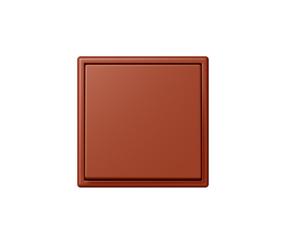 LS 990 in Les Couleurs® Le Corbusier | Schalter 32110 l'ocre rouge by JUNG | Two-way switches