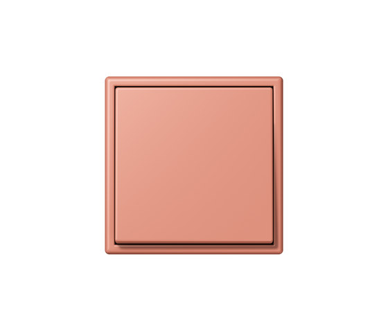 LS 990 in Les Couleurs® Le Corbusier | Schalter 32111 l'ocre rouge moyen by JUNG | Two-way switches