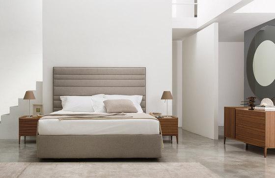 Bohème by Porada | Bed headboards