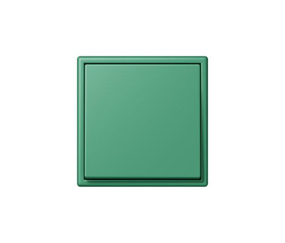LS 990 in Les Couleurs® Le Corbusier Schalter 4320G vert 59 di JUNG | Interruttore bilanciere