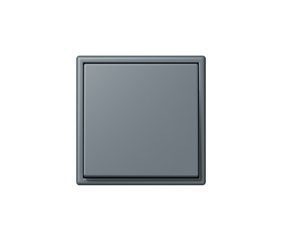 LS 990 in Les Couleurs® Le Corbusier | Schalter 4320H gris 59 by JUNG | Two-way switches