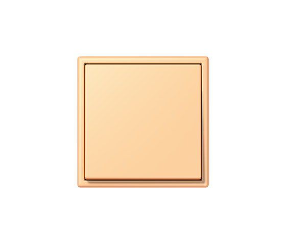 LS 990 in Les Couleurs® Le Corbusier   Schalter 4320P terre sienne claire 59 by JUNG   Two-way switches